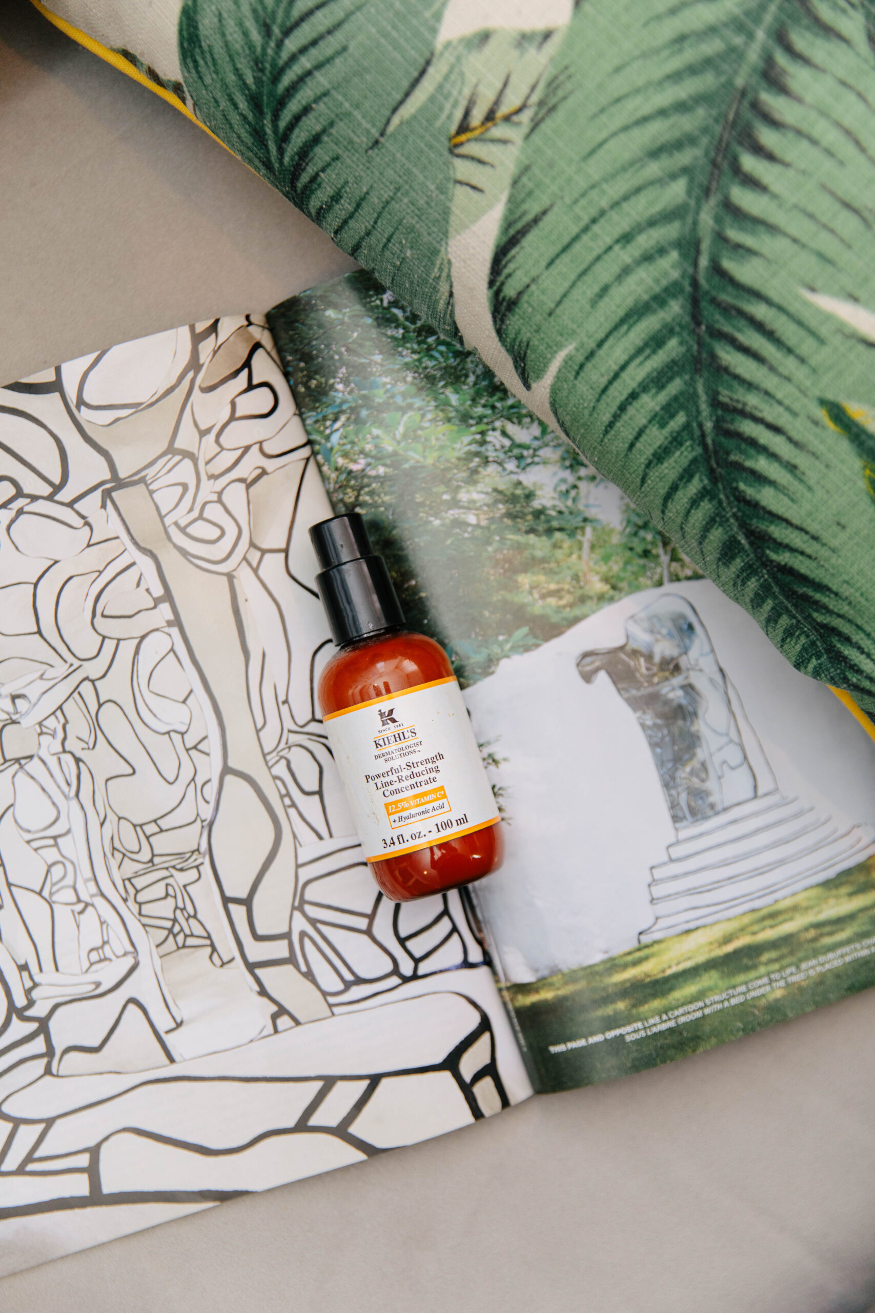 Kiehl's Powerful-Strength Line-Reducing Concentrate Review