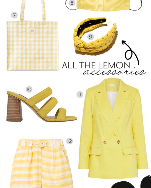 Lemon Yellow Cravings