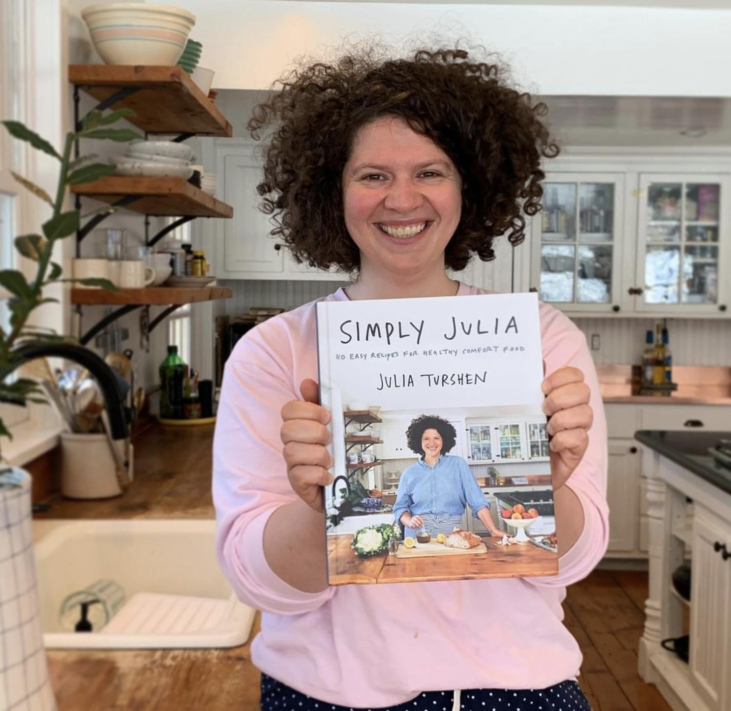 Julia Turshen's New Cookbook
