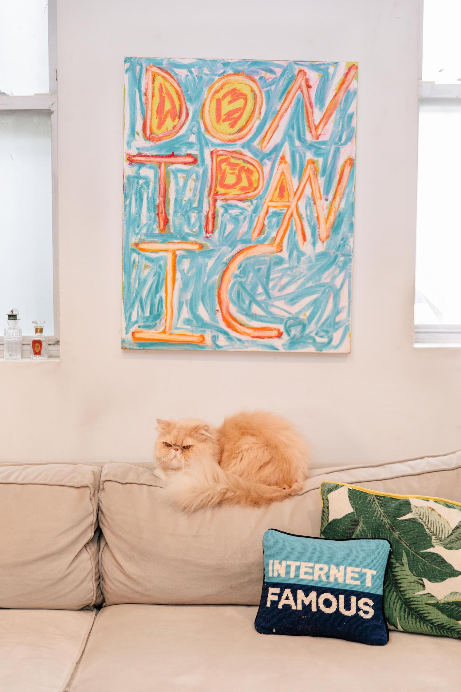 Weekend Reading, 3.6.21 | Tyrion cat Don't Panic
