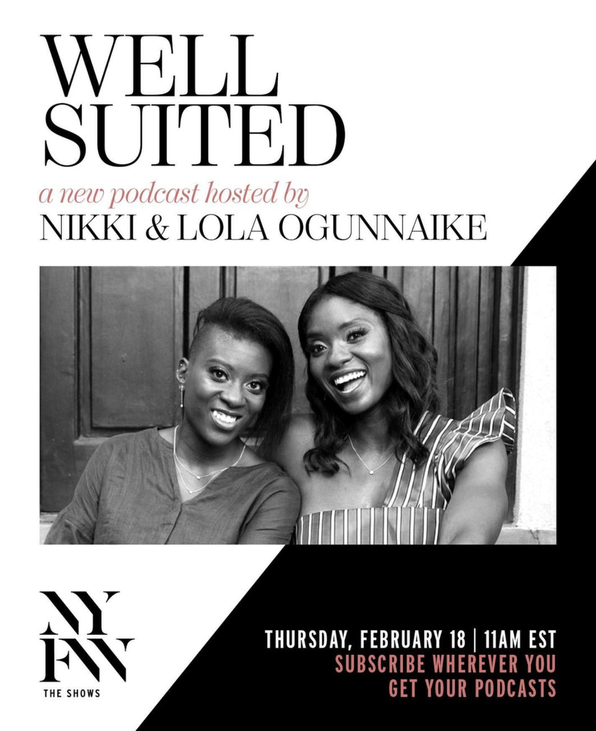 Well Suited, by Nikki and Lola Ogunnaike