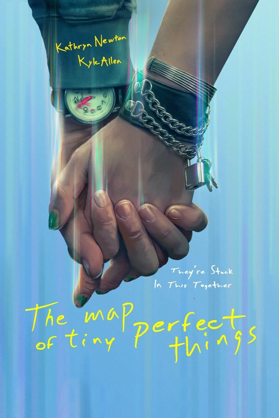 The Map of Tiny Perfect Things (on Amazon Prime)