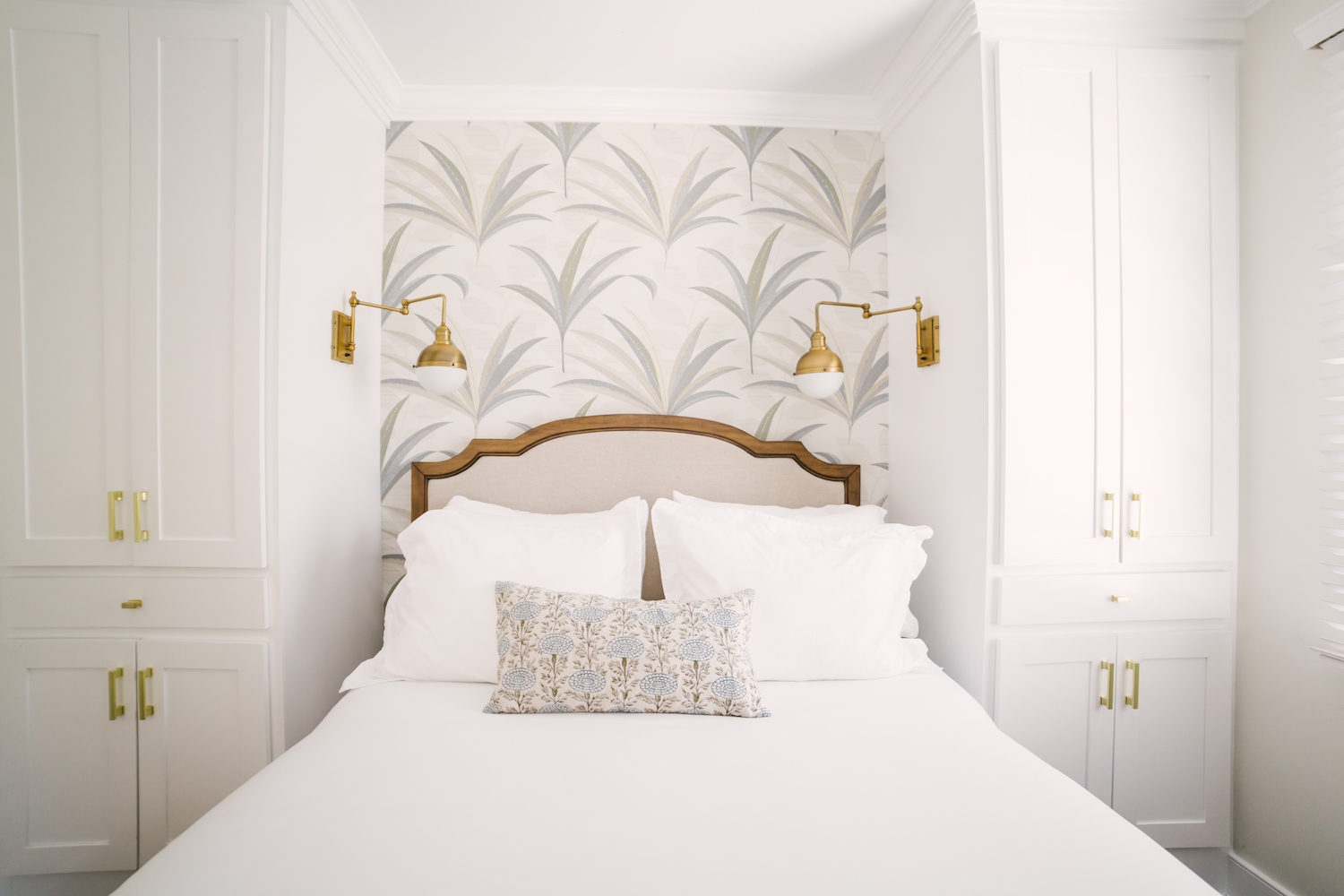 My Stay at Guesthouse Charleston bed