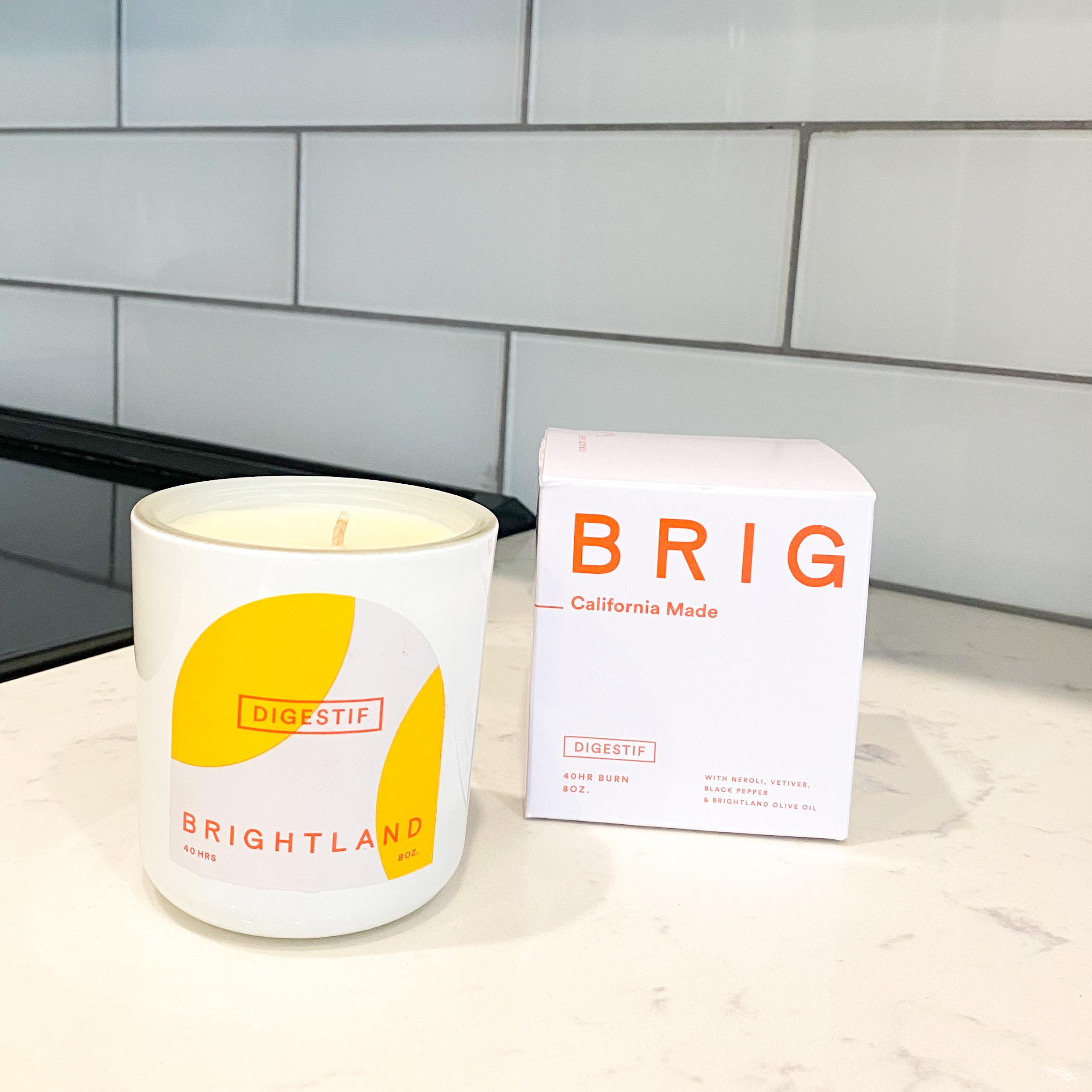 """Brightland """"Digestif"""" Candle!   This Weeks Good Things 4.12.21"""