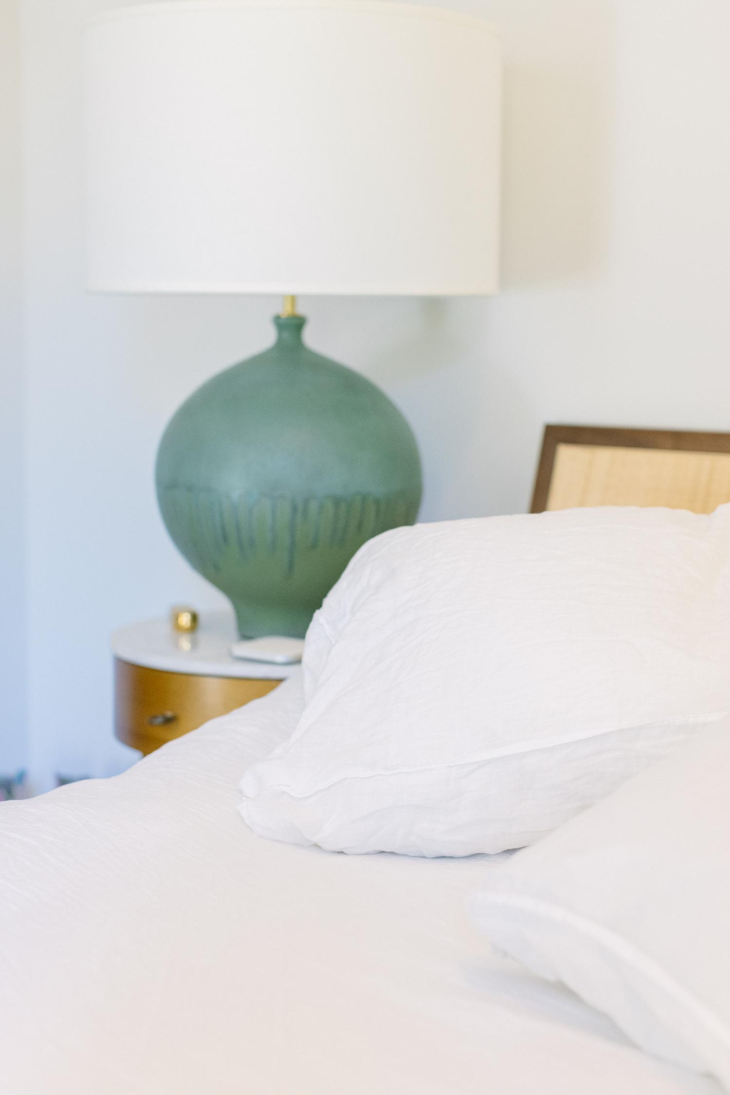 spring summer linen bedding