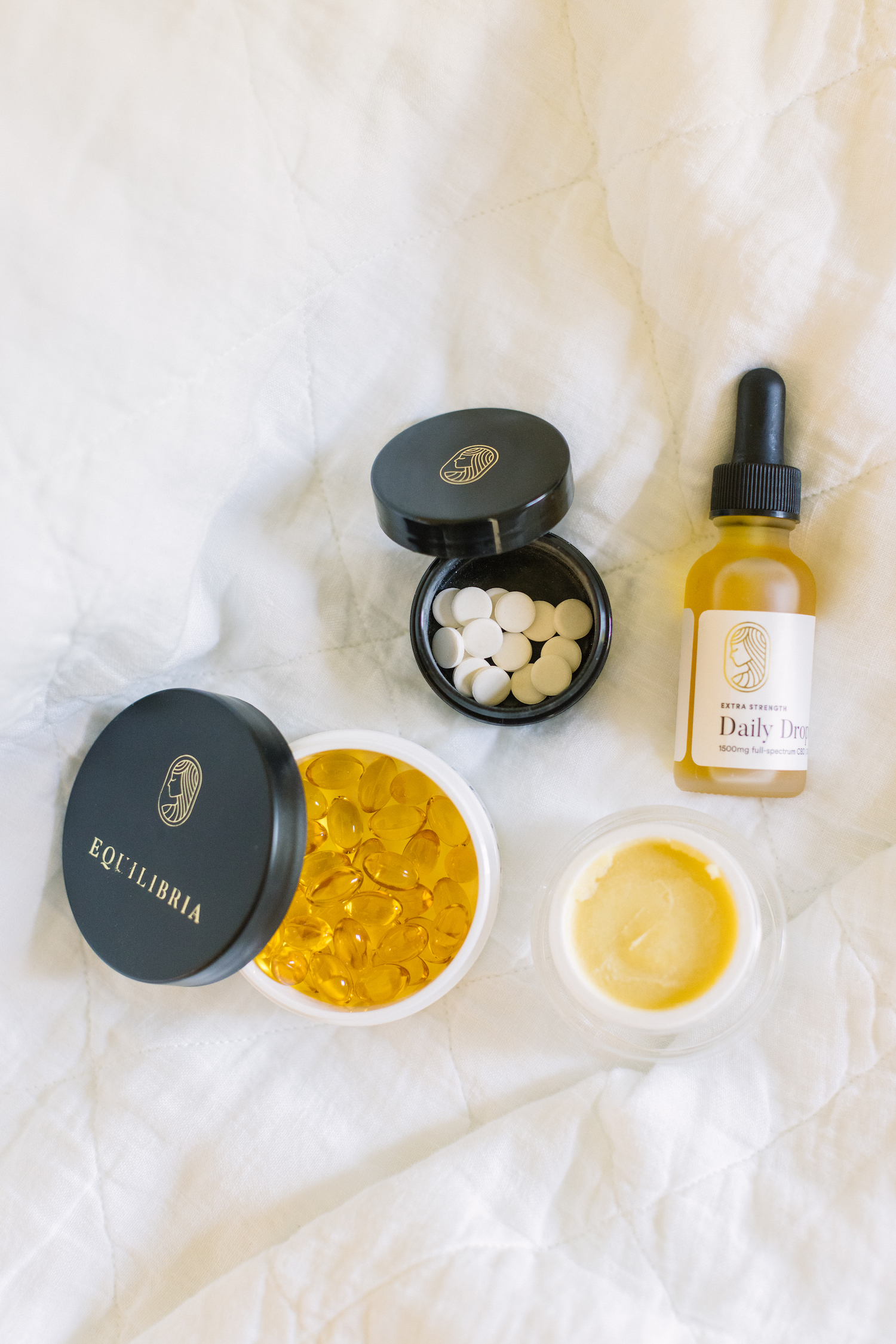 how to use Rapid Calming Melts