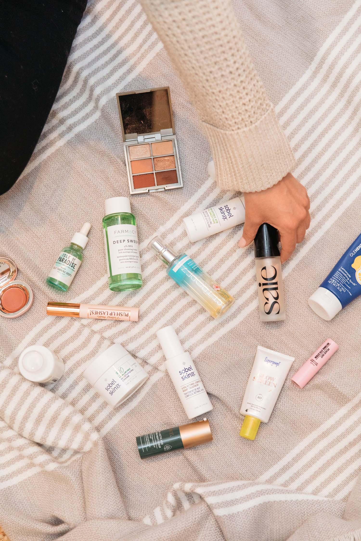 Sephora Spring Makeup Favorites