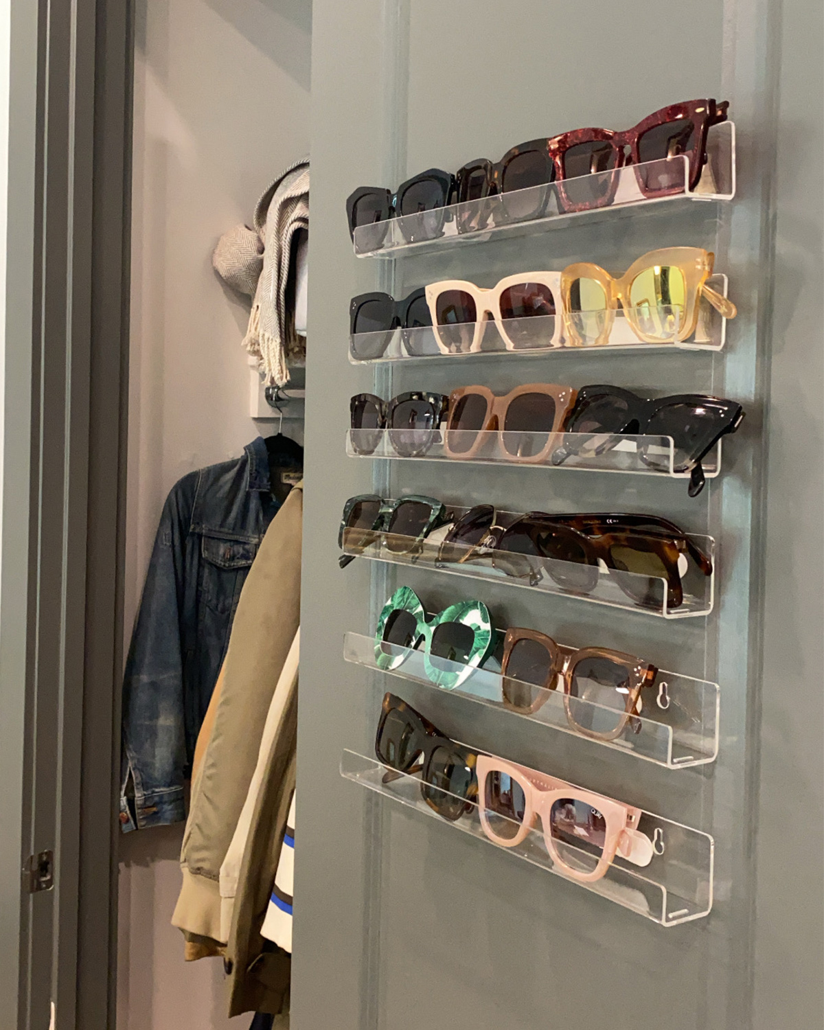 Sunglass Storage | This Weeks Good Things 4.19.21
