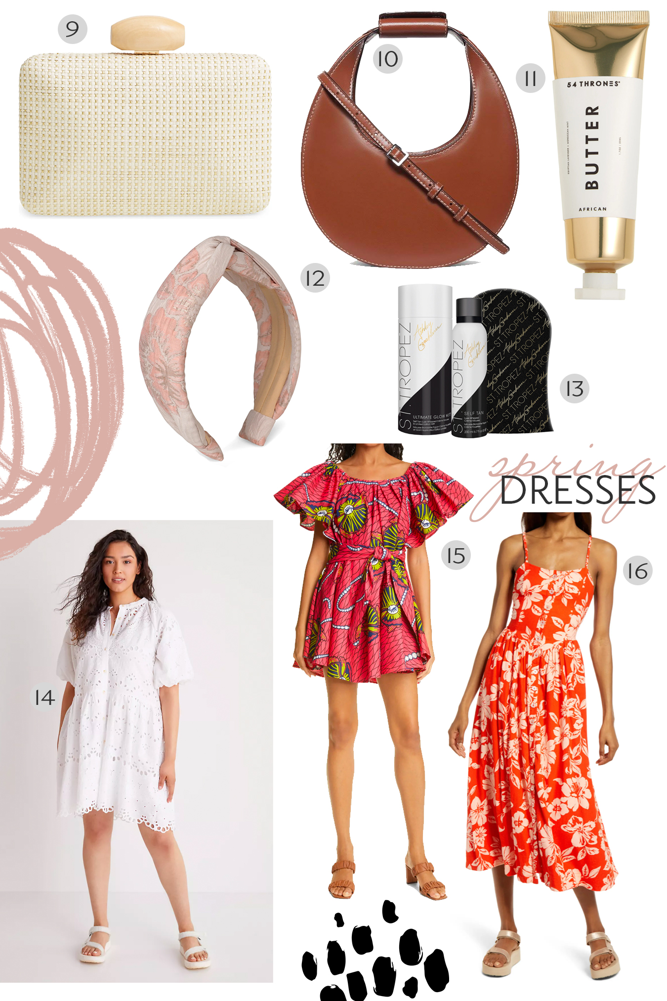 spring summer shopping finds