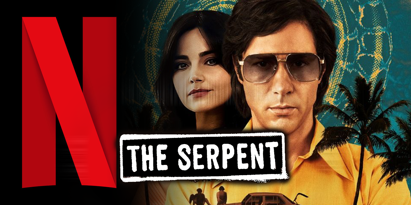 The Serpent on Netflix | This Weeks Good Things 5.4.21