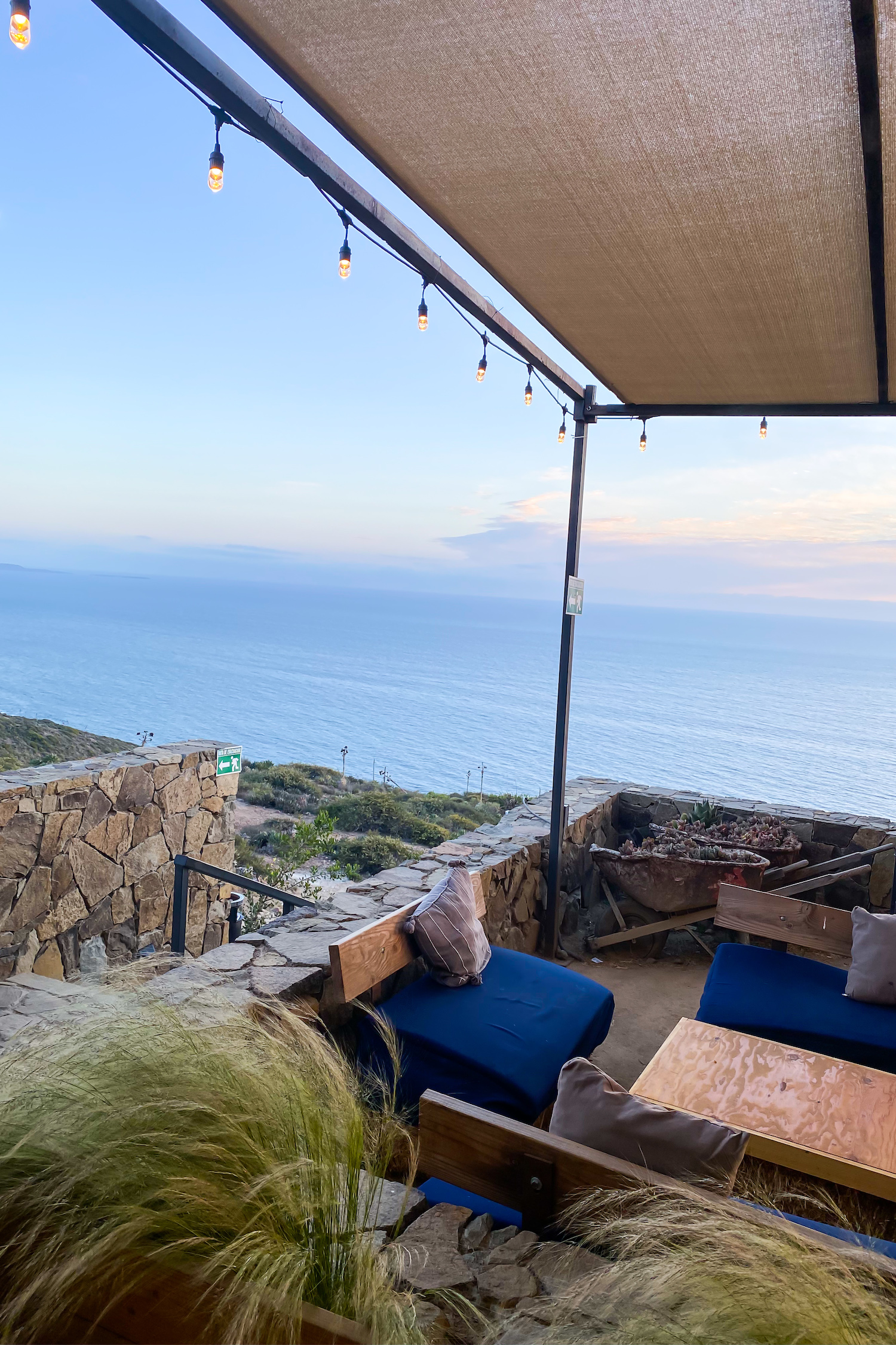 Valle de Guadalupe travel diary