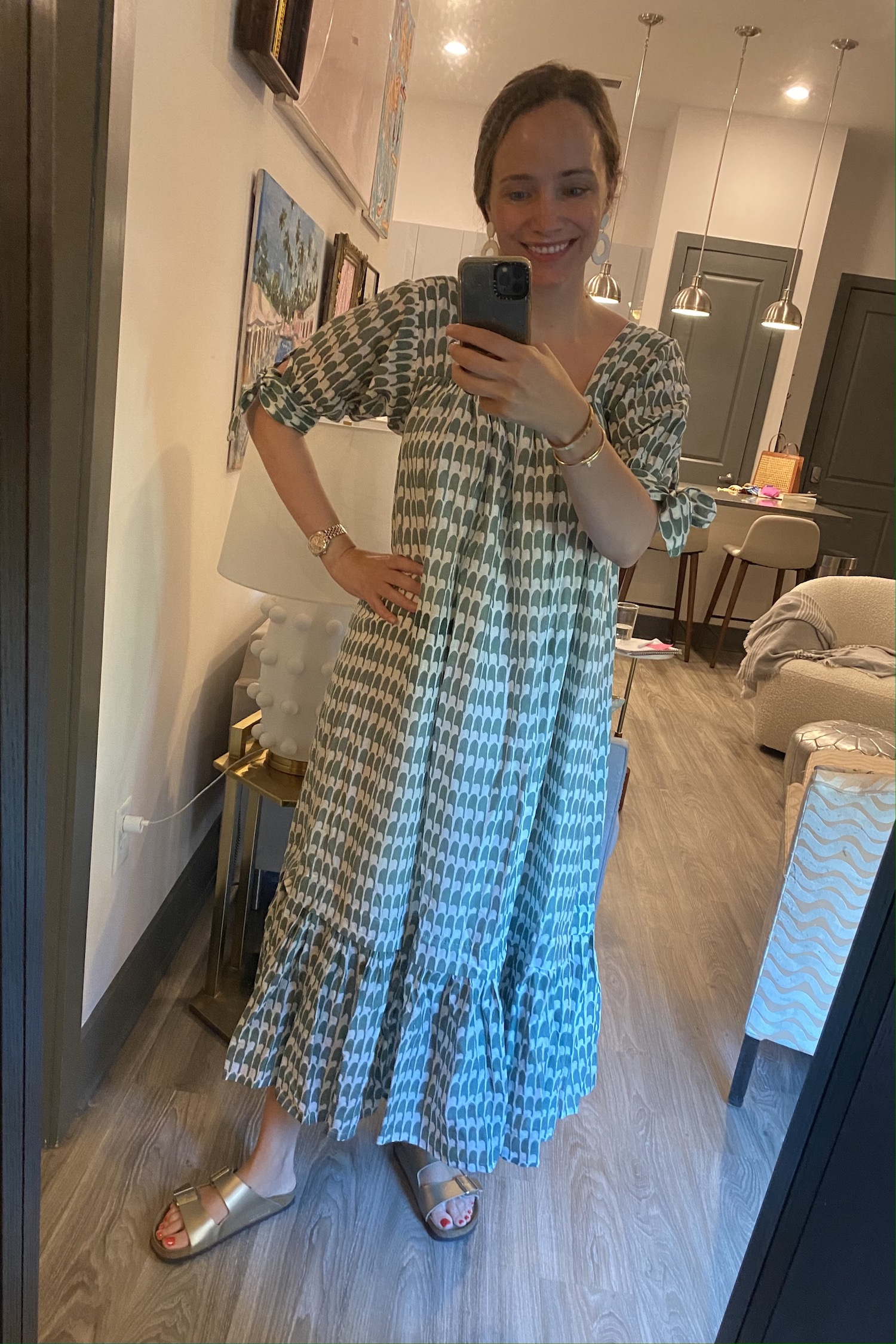 dress from Mirth | What I Wore Last Week 5.28.21