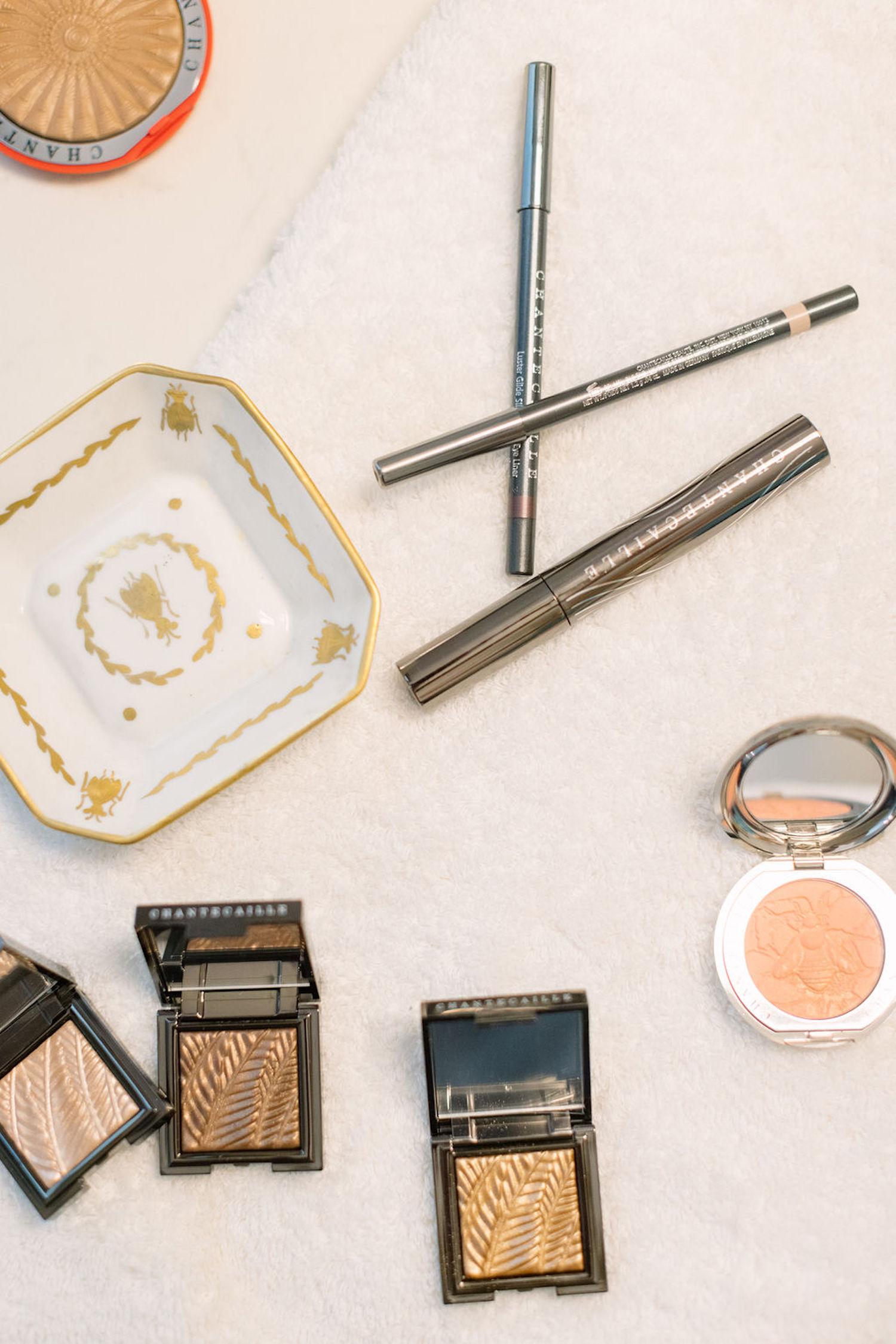 bronzy makeup tutorial
