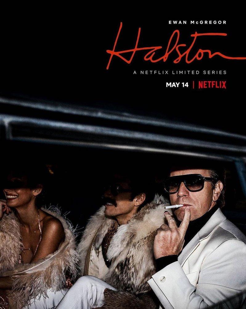 Halston on Netflix