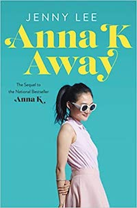 Anna K Away, by Jenny Lee