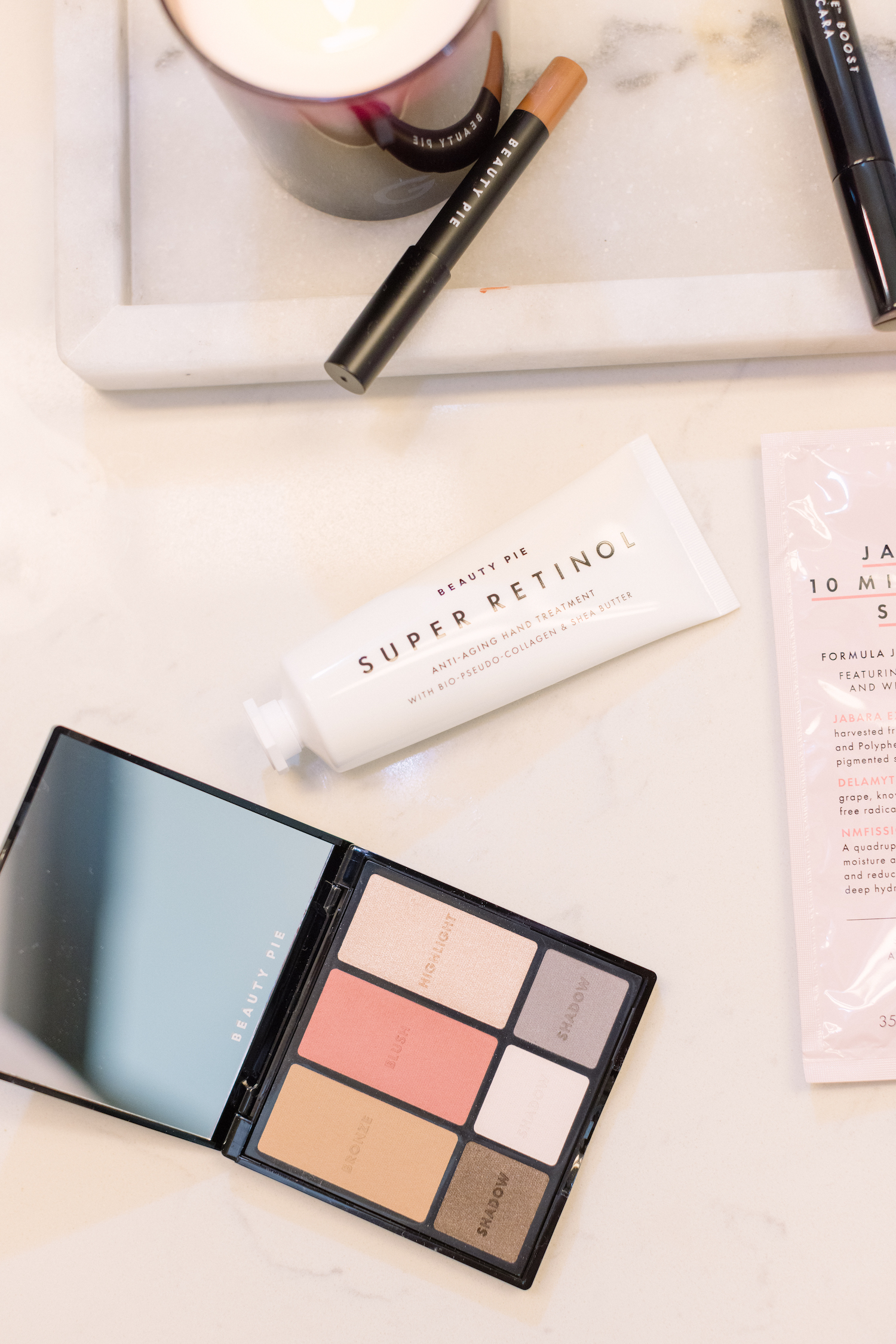 BeautyPie skincare and makeup review