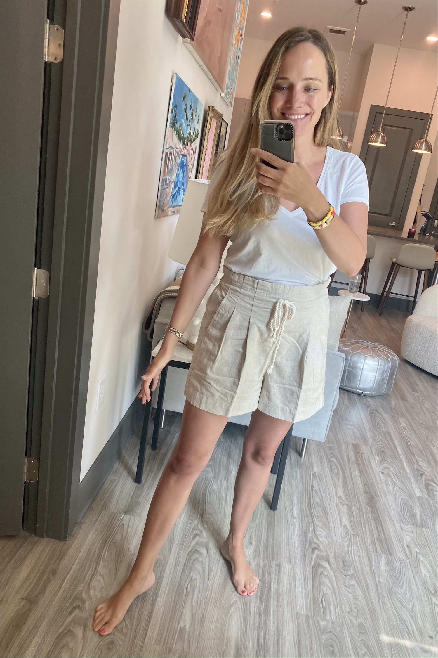 Madewell shorts   Last Week in Outfits