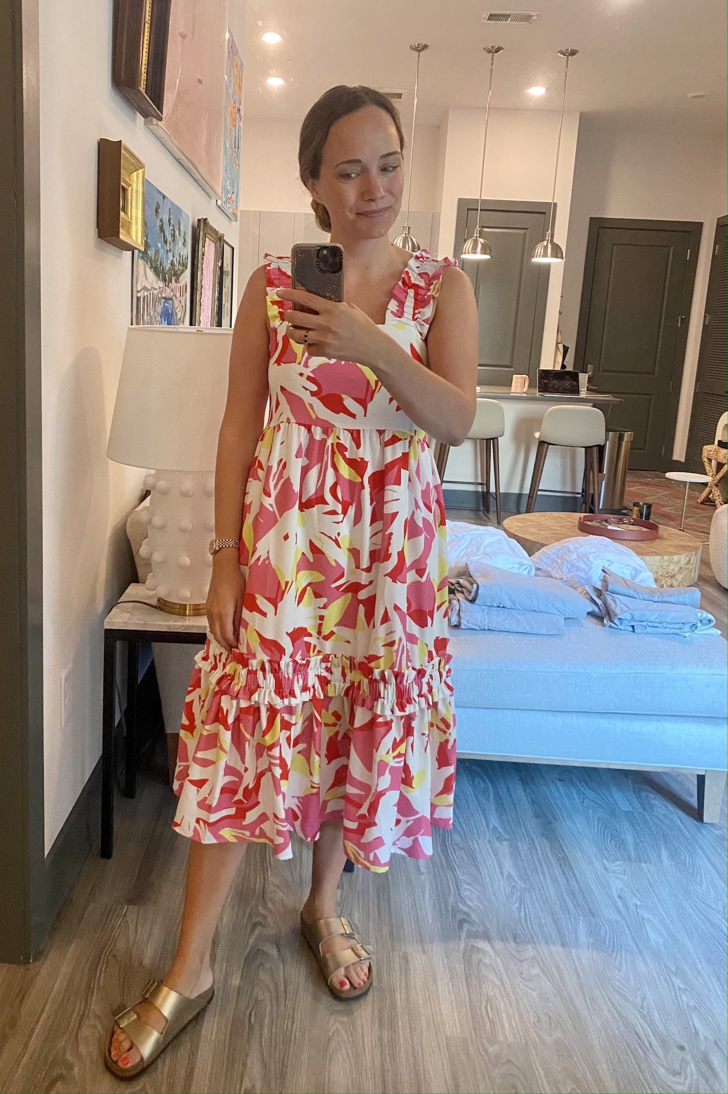 Crosby by Molly Burch Dress | Last Week in Outfits 6.28.21
