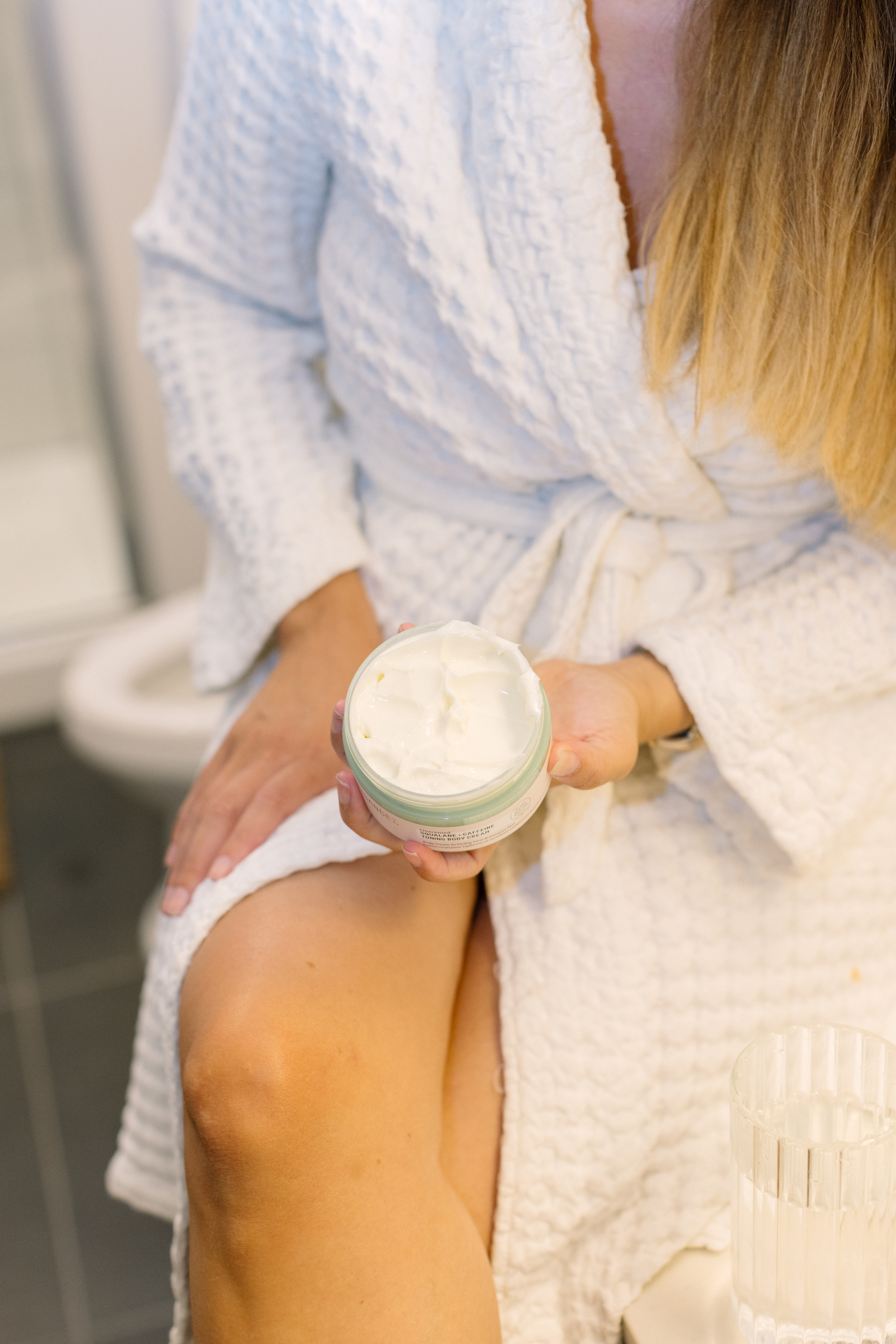 Squalane and Caffeine Body Cream | An Amazing New Launch from Biossance