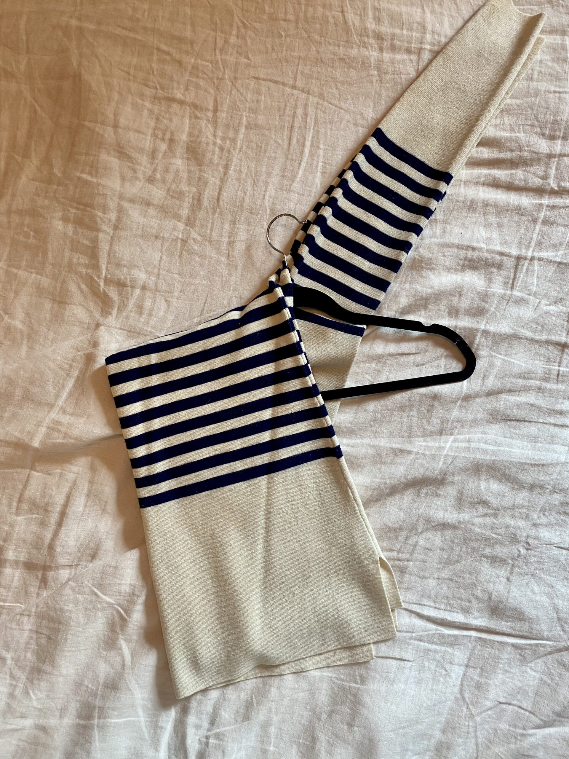 Sweater Folding Trick step 3