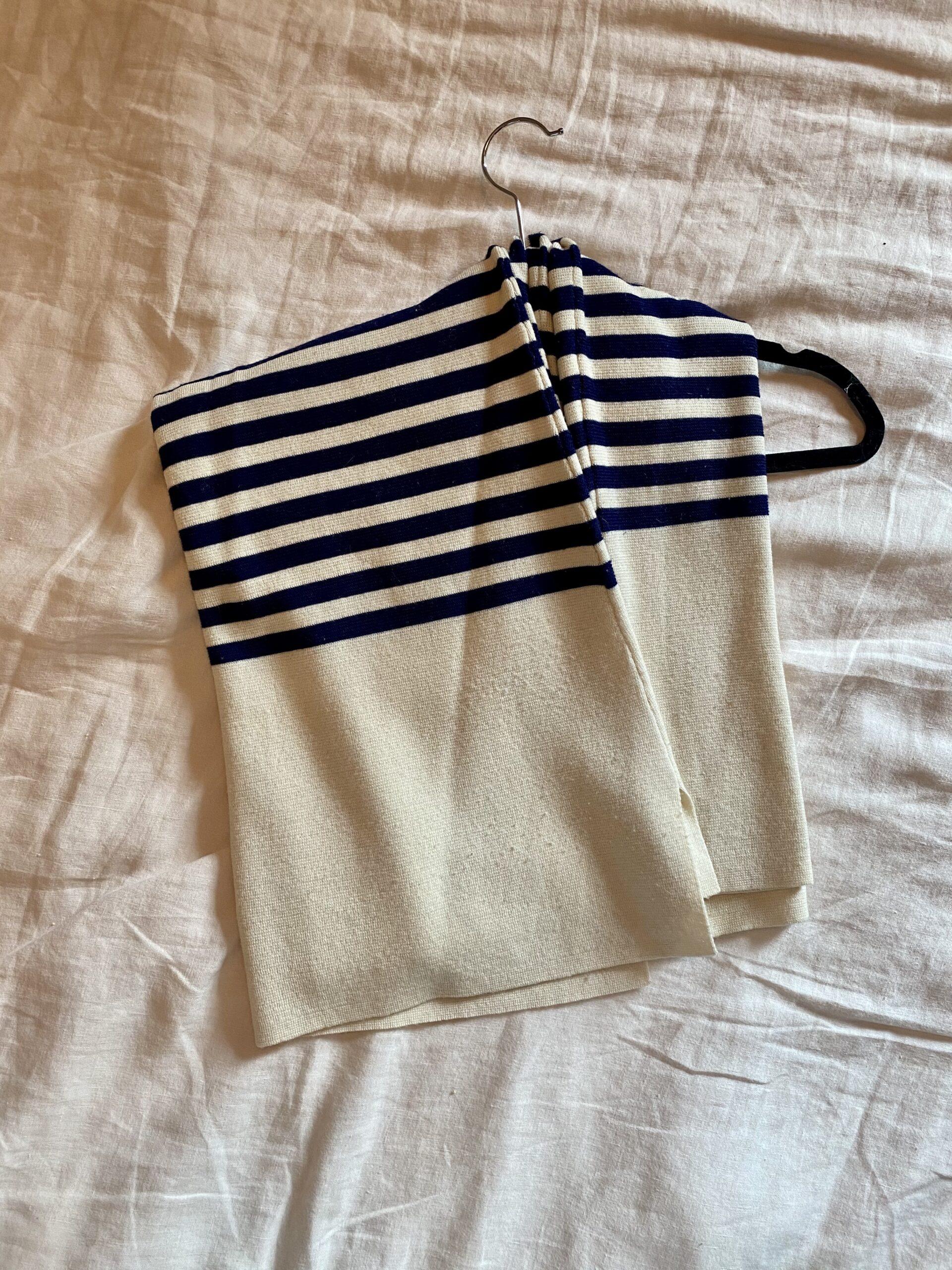 Sweater Folding Trick step 4
