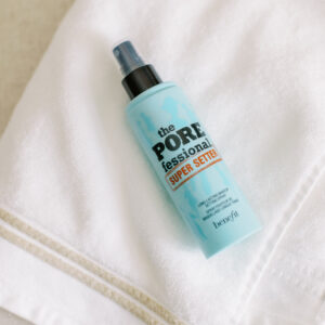 Benefit Setting Spray Review.