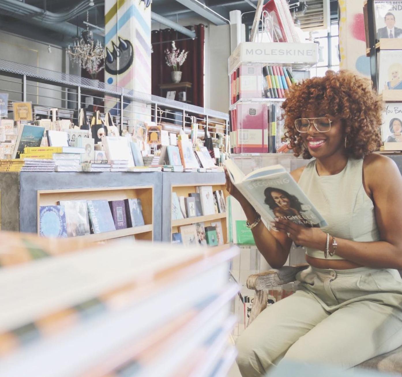 Ebony Ladelle | 18 Cool Women in Publishing to Follow