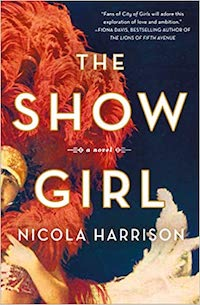 The Show Girl by Nicola Harrison (out 8/10!)