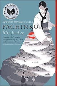 Pachinko, by Min Jin Lee