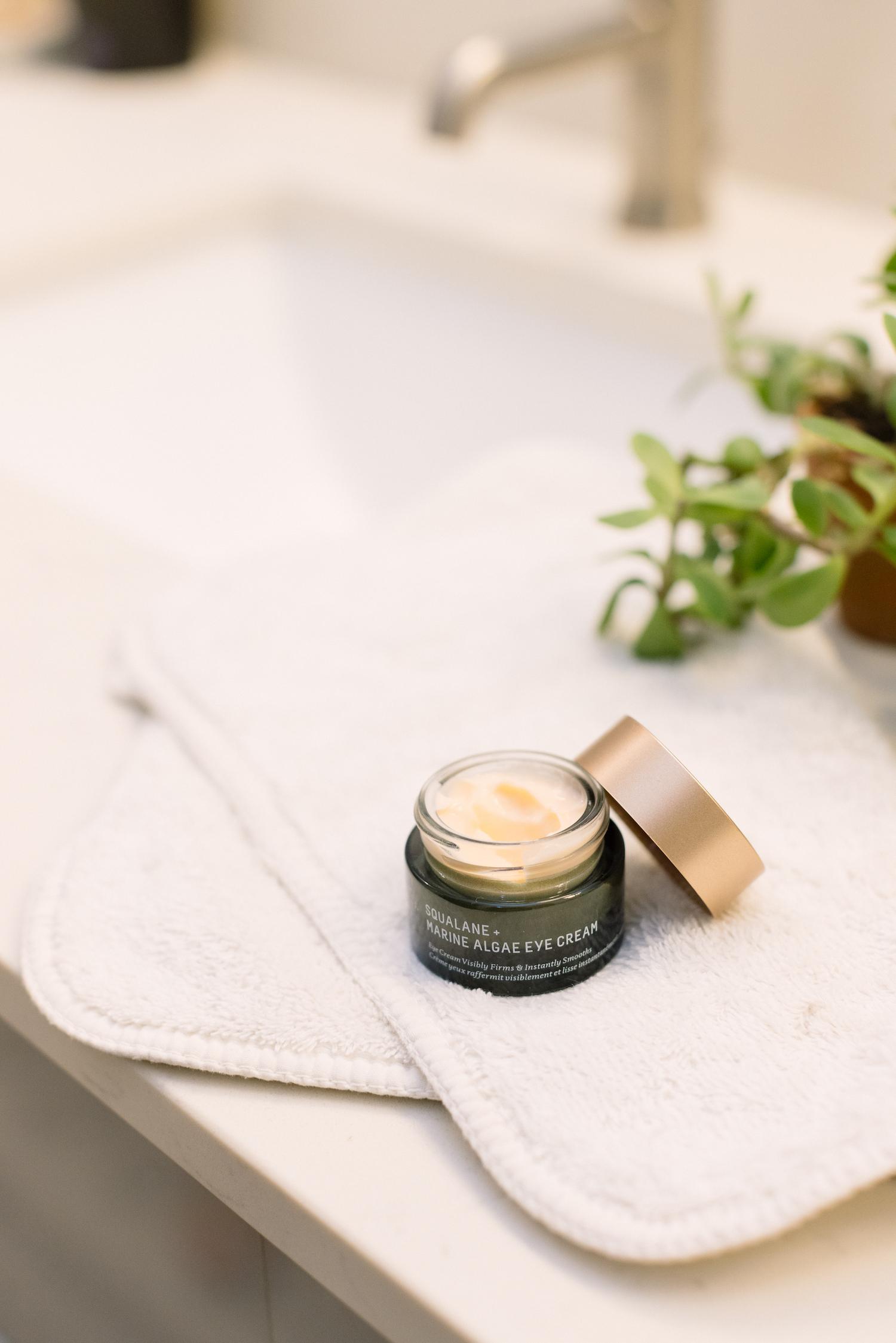 Squalane and Marine Algae Eye Cream | Biossances Friends & Family Sale