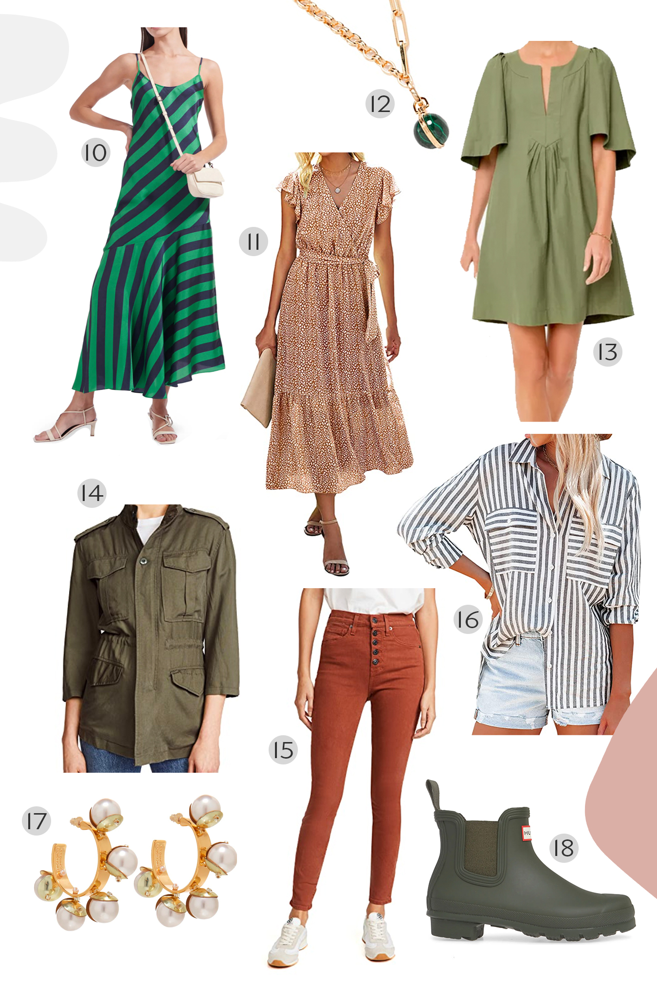Fall in Charleston Outfits