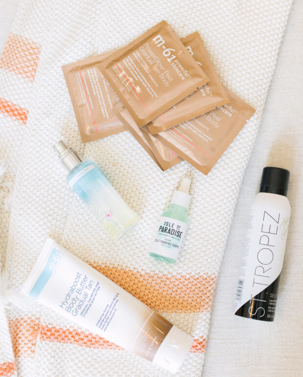 The Best Self Tanning Products