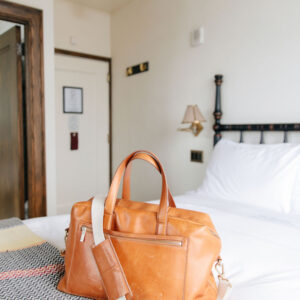 How to Pack Light For A Weekend Away!