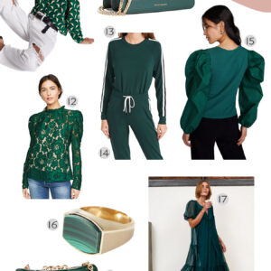 Forest Green Favorites.
