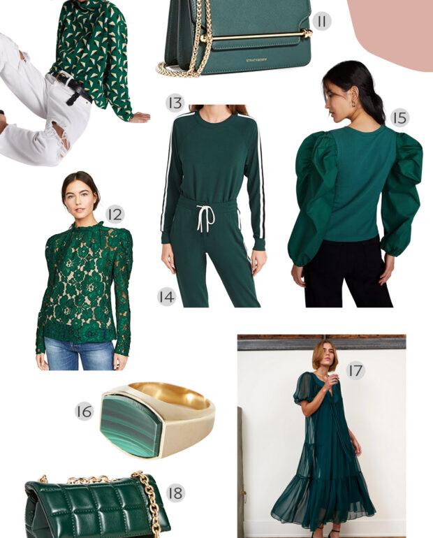 Forest Green Favorites