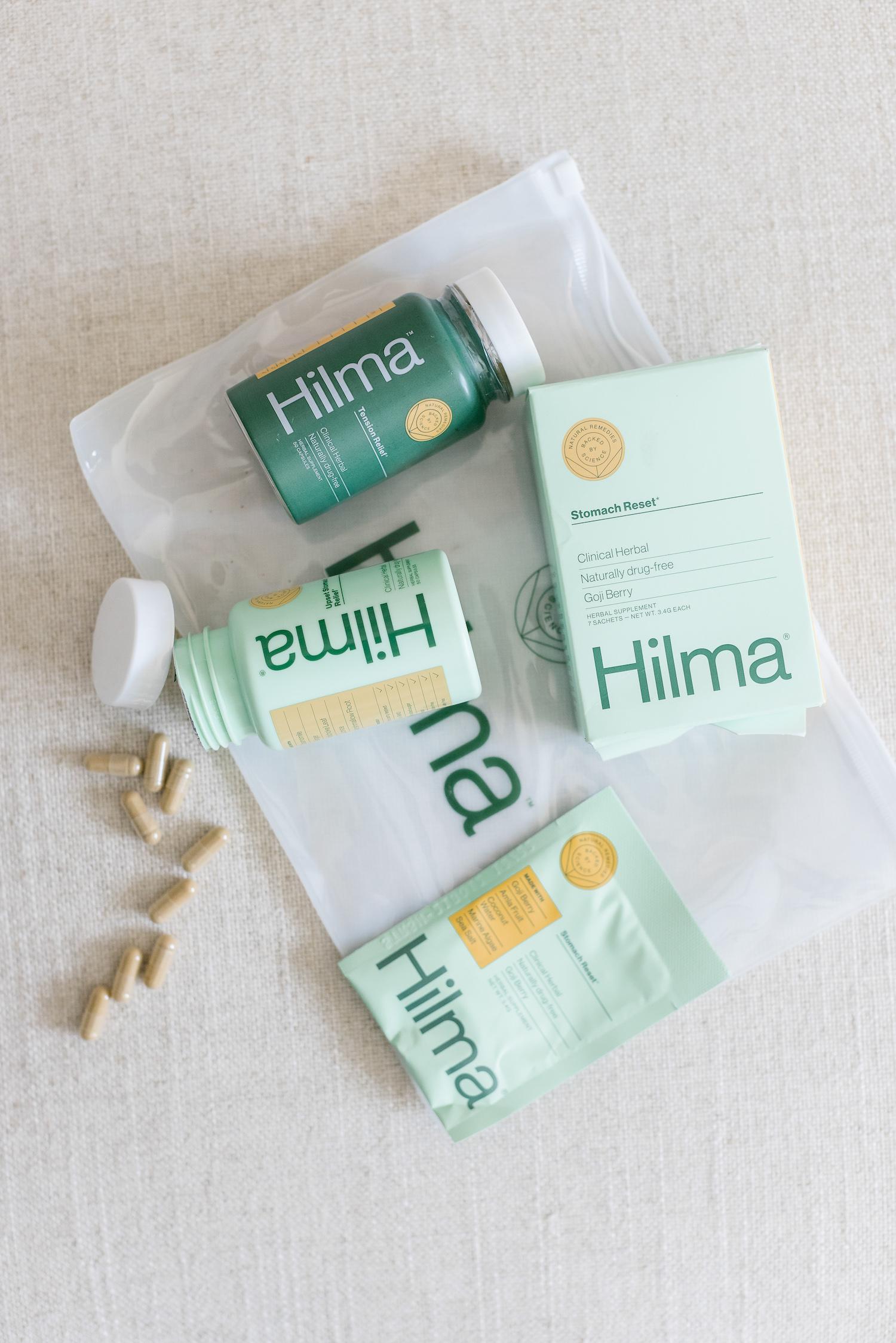 Hilma natural products