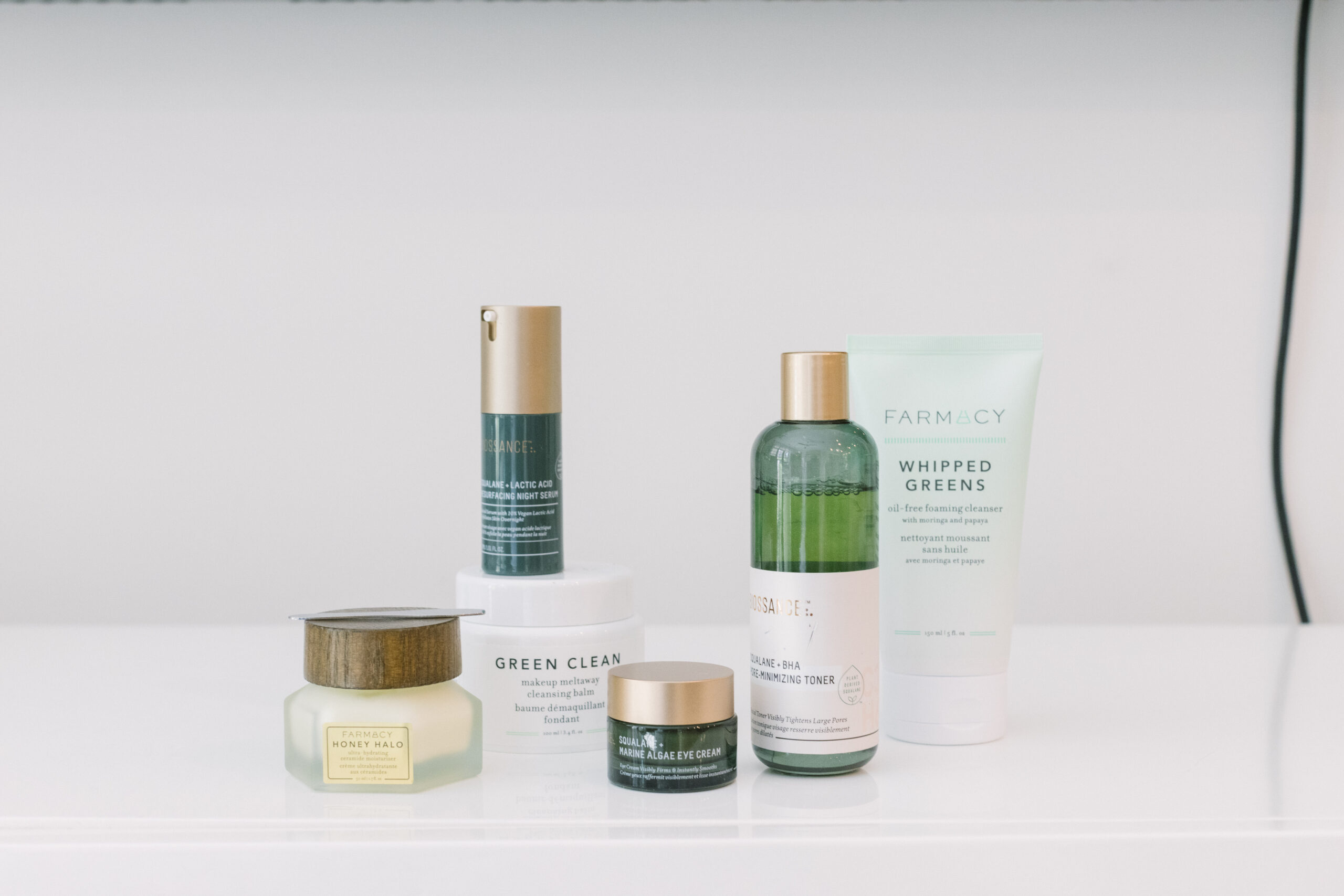 Clean and eco-safe skincare