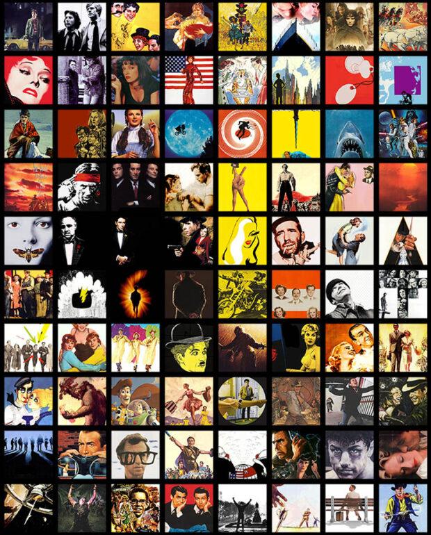 The AFI 100 List