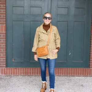 Two Fun Fall Outfits!