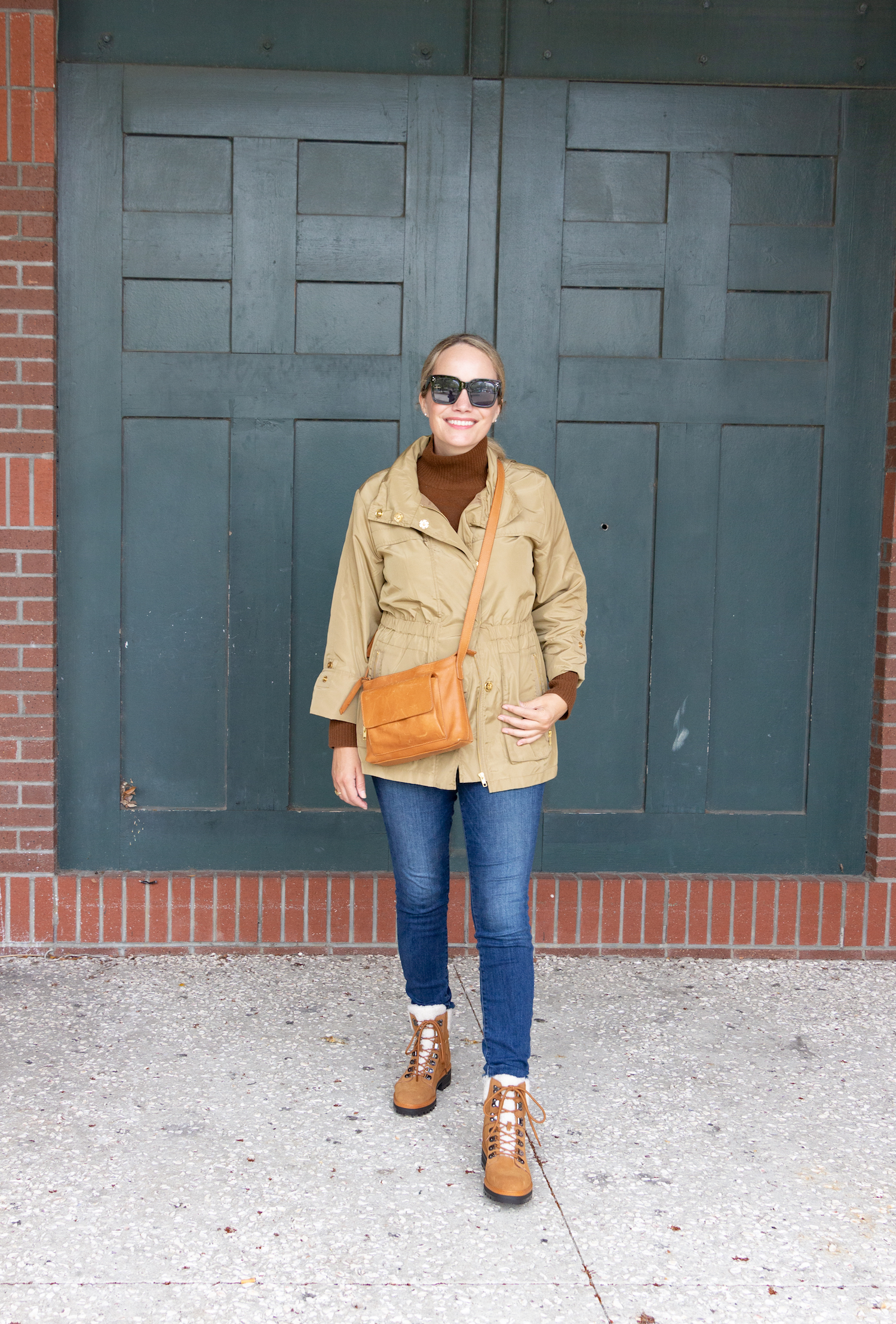 Two Fun Fall Outfits