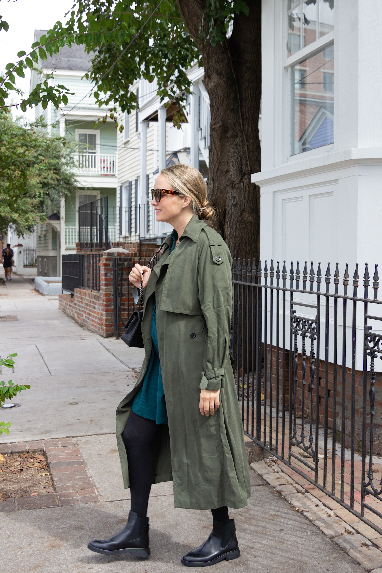 Fall outfit ideas Charleston