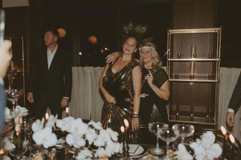 Roaring Twenties party theme